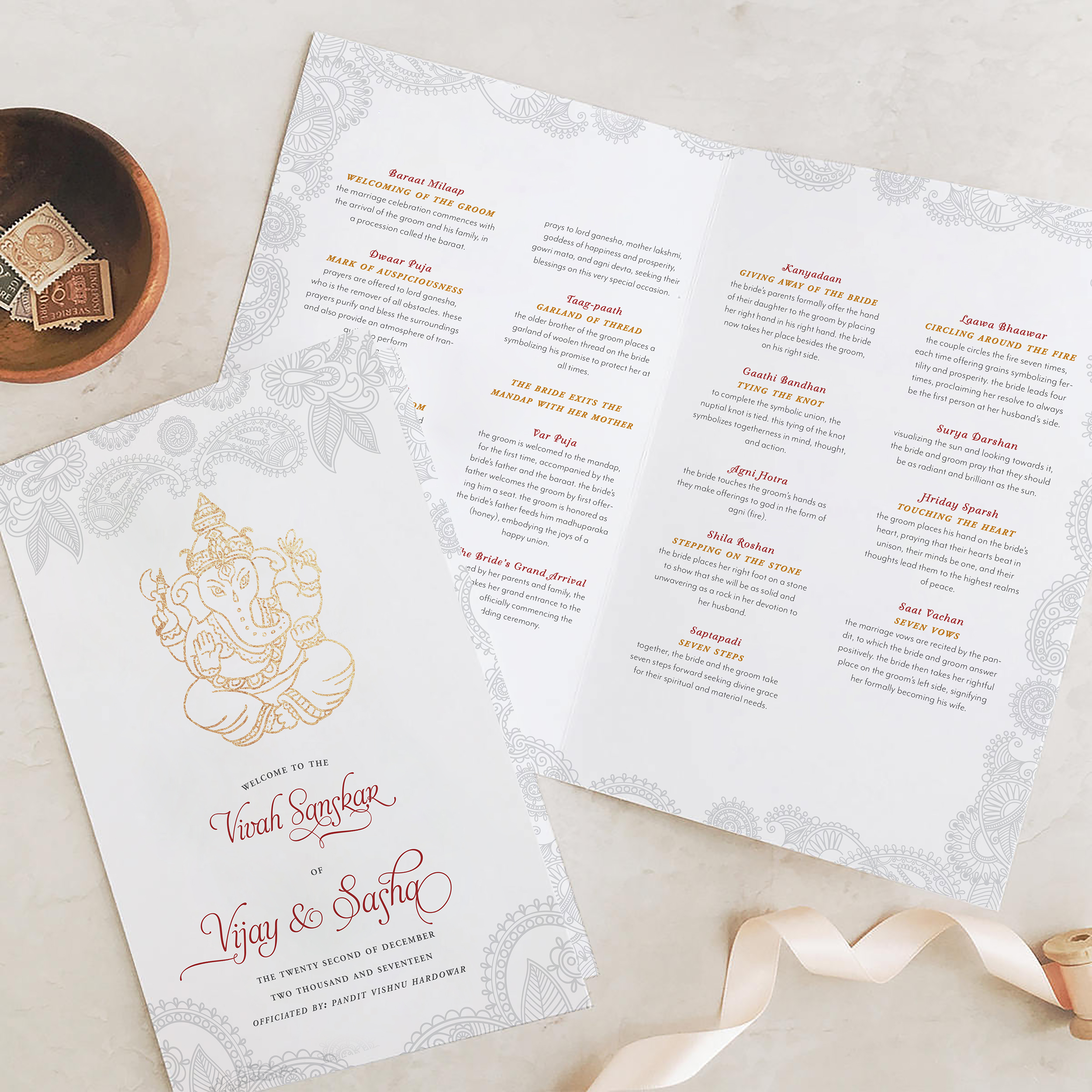 indian-wedding-folded-program