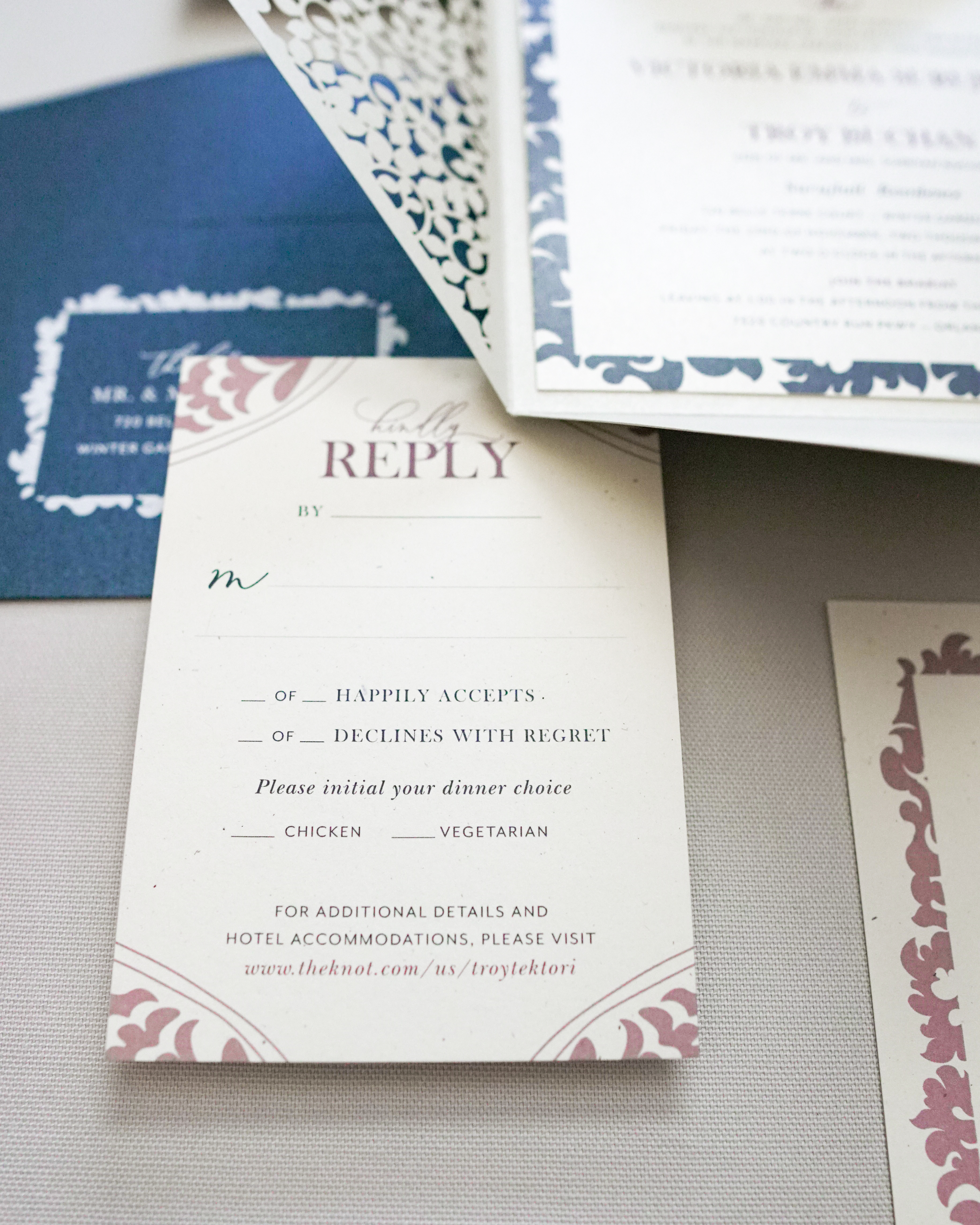Modern Bollywood Inspired Wedding Invitation Suite   The Moxie Workshop