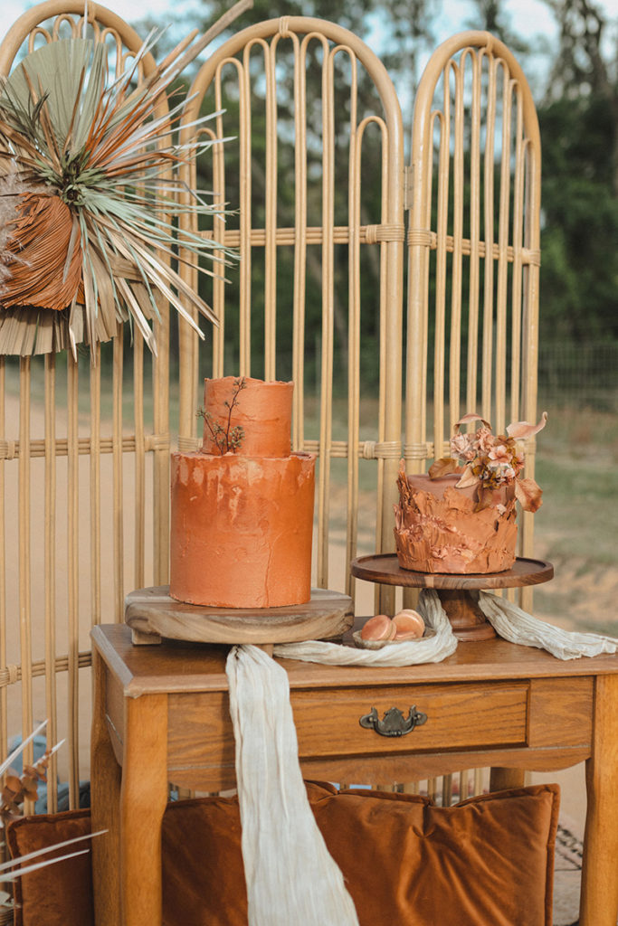 elopement-monochromatic-copper-the-moxie-workshop-melanie-zentmeyer-photography-cake