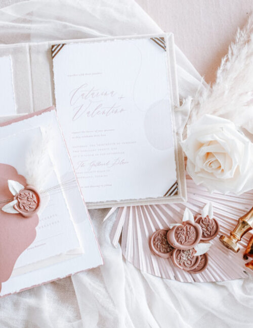 dusty-pink-styled-shoot-invitation-flatlay